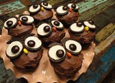 owl cupcake ideas - Bing Images