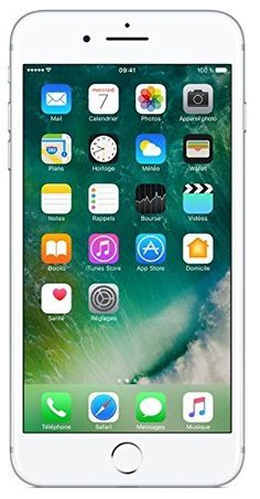 Apple iPhone 7 Plus SIM-Free Smartphone Silber 128GB EUR 679,00