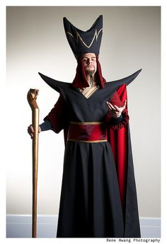 Jafar (Aladdin) #KatsuCon2013