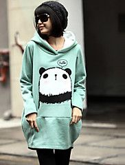 Women's Hoodie Cute Loose Fit Long Sleeve Outwear