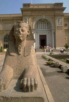 Cairo Museum, Mount Rushmore, Garden Sculpture, Outdoor Decor, Nature, Egypt, Viajes, Naturaleza, Nature Illustration