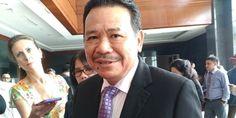 Otto Hasibuan mengaku membela kliennya hanya untuk membangun sistem peradilan yang baik di Indonesia.