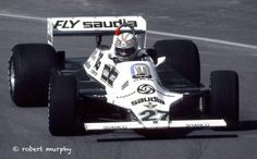 Alan Jones Williams FW07 1980 WC