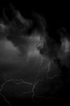 Lightning in Black
