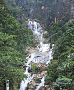 Named after the legendary king, Ravana Falls are one of the widest in Sri Lanka, & a short drive from 98 Acres Resort