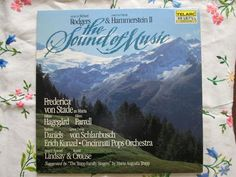 The Sound of Music - Erich Kunzel & the Cincinnati Pops Orchestra - DG 10162 - USA - 1988