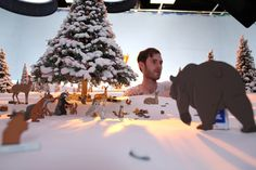 The new John Lewis Christmas ad was a huge collaborative effort between teams in the UK and the US. CR talks to Elliot Dear, co-director on the spot with Yves Geleyn, about how it was done.