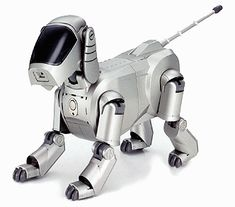 """Sony Launches Four-Legged Entertainment Robot  """"AIBO"""" Creates a New Market for Robot-Based Entertainment   Limited Edition for Sale Exclusively over the Internet"""