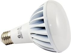 Genuine Great Eagle LED BR30/R30 IdealK Bulb. 12W = 90W Equivalent UL Certified 3000K 120° Beam Angle Fully Dimmable Wide Flood Light for Recessed and Track Lighting Fixtures - 5 Year Warranty backed by USA Seller. Replacement bulb for Incandescent or Halogen bulb with E26 Medium Base (Standard screw in base for the U.S.) IdealK color can be used anywhere Warm White or Cool White are used.