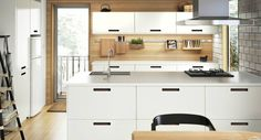 #Kitchen_design_wanaka We work directly with IKEA UK kitchen designers and will provide you with a free, no obligation, custom design and quote.  We can also supply a wide range of custom door fronts to fit the IKEA cabinetry.  Our most popular finishes are matt lacquer, textured laminate and wood veneer. https://nordicdesign.co.nz/pages/kitchens
