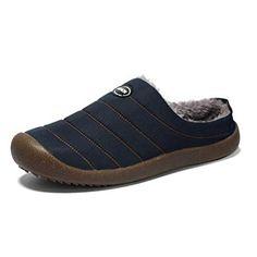 caff2270b Winter Shoes Women Plush Men Slippers Fleece Warm Fur Thi... https