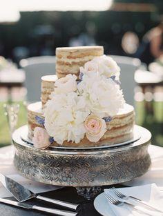 Photography: Carmen Santorelli - carmensantorellistudio.com Cake: Momofuku Milk Bar - momofuku.com Wedding Planning And Design: Francine Ribeau Events - francineribeauevents.com   Read More on SMP: http://www.stylemepretty.com/2015/09/25/elegant-rancho-valencia-wedding/