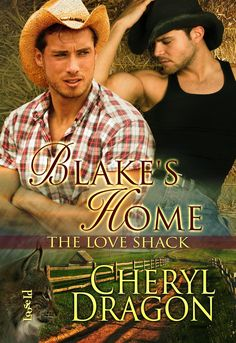 Jen's Reading Obsession: Blake's Home (The Love Shack #1) by Cheryl Dragon - Review