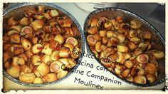 Pasticciando in cucina con il Cuisine Companion Moulinex: Salatini fatti in casa