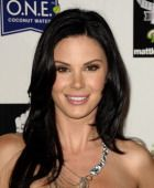 Jayde Nicole attends the 5th annual 'Celebrity Bowl' at Lucky Strike Bowling Alley on July 14 2011 in Hollywood California