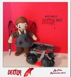 #amigurumi #Dexter