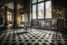 'sanatorium single room' by Jörg