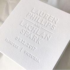 State of Elliott Designer Wedding invitations and Stationery