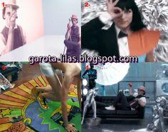 Garota Lilás: M- Madonna, Mariah Carey, Mika e Miley Cyrus
