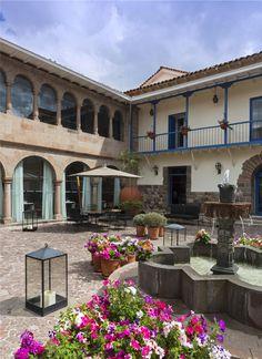 Luxury Collection Cusco Hotels: Palacio del Inka, a Luxury Collection Hotel, Cusco - Hotel Rooms at null