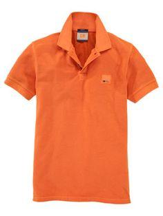 Boss Orange - Poloshirt in Orange.