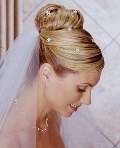 Upięcia ślubne – DŁUGIE WŁOSY   upiecia-slubne blog