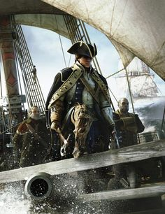 Assassin's Creed IV: Captain Conor Kenway