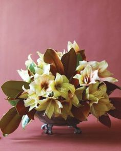 Flower Arrangements | How To and Instructions | Martha Stewart
