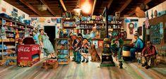 Little Shopper - 1000pc Jigsaw Puzzle by Sunsout   SeriousPuzzles