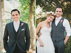 Pretty in Pink Wedding Inspiration Enchanted dress by Claire La Faye www.clairelafaye.com