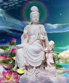 Tuyển tập một số hình ảnh đẹp nhất về Phật Quan Âm phần 11