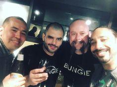 Junto a 12HitCombo y el equipo de Bungie en #latinosingaming #xbox #GDC16 #gaming