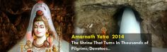 Amarnath Yatra 2014 Travel Tips  Check-out these Amarnath Yatra 2014 Travel Tips to make sure your Yatra goes on peacefully without any problem. Follow these must instructions for personal safety.  http://www.holidayworms.com/2014/02/Amarnath-Yatra-2014-Travel-Tips.html