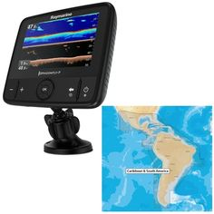 Raymarine Dragonfly 6 5.7 Combo GPS  Fishfinder Combo E70085 No cable(SD OK