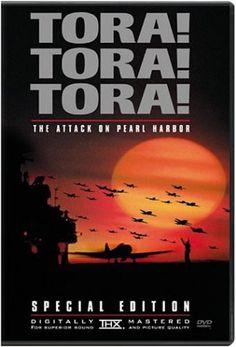 Tora! Tora! Tora!...favorite movie with my grandpa