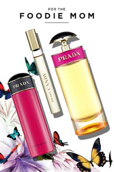 Mother's Day Gift Inspiration: Prada Candy Gift Set #Sephora #mothersday #gifts #giftideas