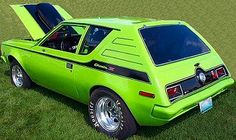 Gremlin!!, loved the rare and often stolen gas caps with the gremlin on them.