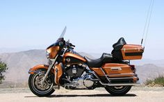 high resolution wallpapers widescreen harley davidson road king