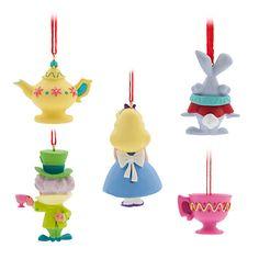 Alice nel Paese delle Meraviglie, 5 decorazioni da appendere Disney Canvas, Alice In Wonderland Party, Birthday Candles, Christmas Ornaments, Holiday Decor, Desserts, Party Ideas, Food, Image