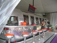 Airstream bar France