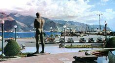Plaza de España, Tenerife, años 1950-1960