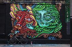 By amarapordios in London Stencil Art, Stencils, Reverse Graffiti, Visionary Art, Street Signs, Land Art, Graffiti Art, Urban Art, London