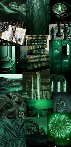 Slytherin Aesthetic Wallpaper