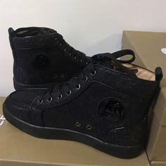 a6d8441cc41 Modne obuwie F.N.JACK Trampki Wysokie buty Trenerzy wysokiej jakości  Czerwone dno Nowe