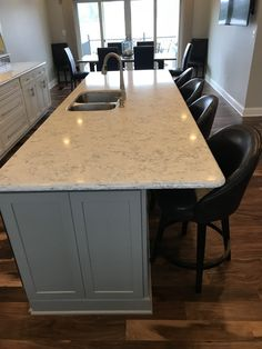 The Best In Kitchen Remodeling – Open Kitchen Designs Homecrest Cabinets, Paint Countertops, French Vanilla, Rococo, Knife Block, Kitchen Remodel, Kitchen Design, Spice, Appliances