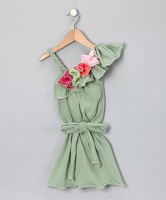 Sweetest little girl toddler dress