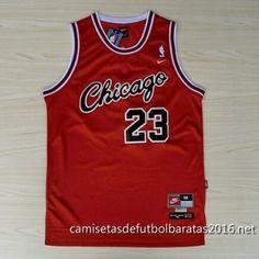 b8900dd66 Camiseta Chicago Bulls Jordan  23 retro rojo malla pano €19.99 Portland  Trail Blazers