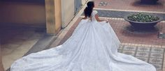 Look at the different kinds of ball gown wedding dresses.You'll find bridal dresses made from different fabrics, necklines and with variety amazing details.