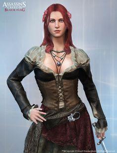 Anne Bonny – Assassin's Creed Black Flag