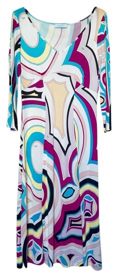 cafce80f4a2fb3 #SOLD Emilio Pucci 51rg62 Dress. Free shipping and guaranteed authenticity  on Emilio Pucci 51rg62